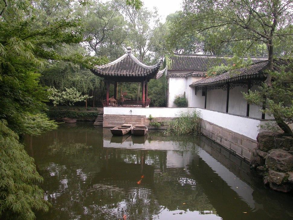 Classical Gardens of Suzhou-111935