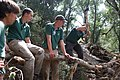 Clean up after the Philmont flood of 2015.jpg
