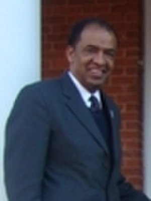 Cleveland Sellers - Image: Cleveland Sellers (cropped)