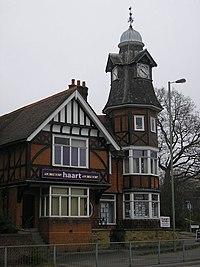 Clock Tower, Farnborough, Hampshire - geograph.org.uk - 1232783.jpg