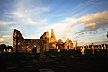 Clonmacnoise at sunset.jpg