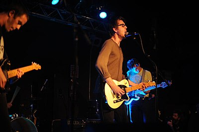 Picture of a band or musician: Cloud Nothings