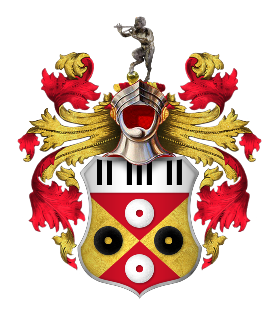 Coat of Arms of Sir Elton John, CBE