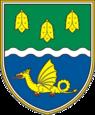 Coat of arm of Žiri.png