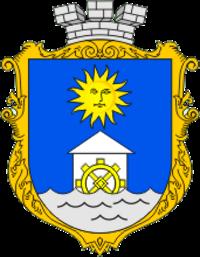 Мапа Мельниця-Подільська