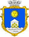 Coat of arms of Melnytsya Podilska.png