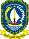 Offeecial seal o Riau Islands Province