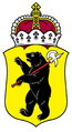 Coat of arms of Yaroslavl Oblast (without supporters) 03.png