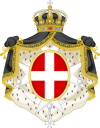 Coat of arms of the Sovereign Military Order of Malta (variant).svg