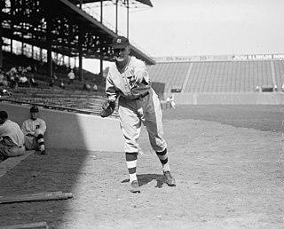 Bert Cole American baseball player
