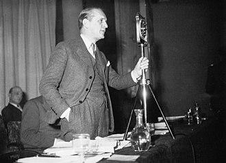 François de La Rocque - François de La Rocque in 1936