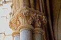 Colonne cloître cathédrale Notre-Dame Bayonne.jpg