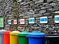 Colourful row of recycling plastic dustbins.jpg