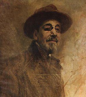 Columbano Bordalo Pinheiro - Self portrait (1926), Chiado Museum, Lisbon