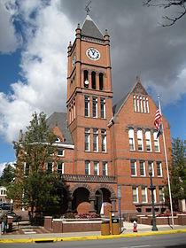 Columbia County, Pennsylvania court house.JPG