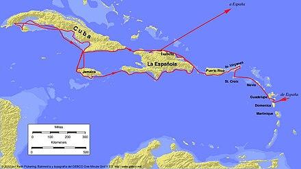 Cristóbal Colón Wikiwand