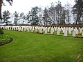 Commonwealth War Cemetery, Cannock Chase - geograph.org.uk - 769848.jpg