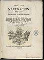 Compendio de navegacion 1757 Jorge Juan.jpg
