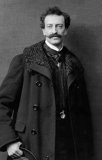 Oscar Straus (composer) - Oscar Straus in 1907