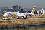 """Condor Boeing 757-330 D-ABON """"Wir lieben Fliegen"""" (29648871412).jpg"""