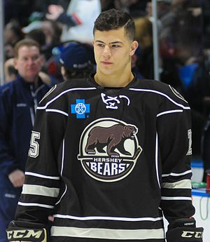 Connor Carrick - Image: Connor Carrick 2015