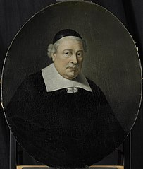 Portrait of Cornelis de Koningh, Director of the Rotterdam Chamber of the Dutch East India Company, elected 1649