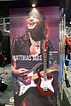 Cort Arena1 Matthias Jabs Signature (candy apple red) - 2014 NAMM Show.jpg