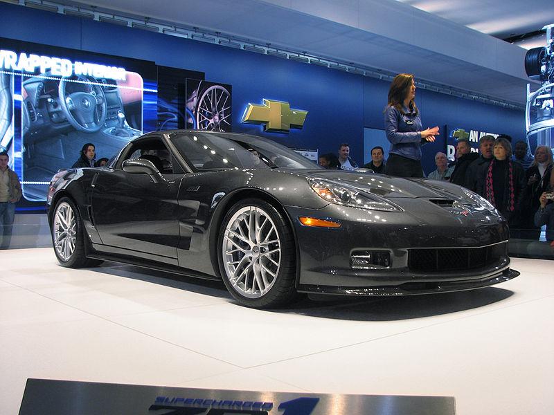 Image:Corvette ZR1 at NAIAS.JPG