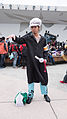 Cosplayer of Trafalgar Law, One Piece in FF25 20150131.jpg