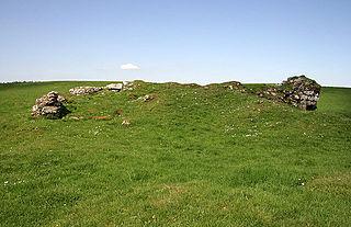Cowthally Castle