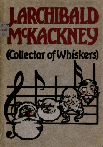 Cover--J Archibald McKackney (collector of whiskers).png