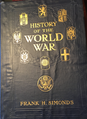 Cover of History of the World War.png