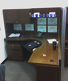 Credenza desk - Wikipedia on partners desk, office desk, escritoire desk, plantation desk, trestle desk, styles of desk, standing desk, computer desk, davenport desk, carrel desk, hutch desk, secretary desk, sit-stand desk, bureau desk, wooton desk, pedestal desk, slant top desk, campaign desk, l-shaped desk, resolute desk,