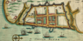 Crisp Map of Charleston in 1711.png