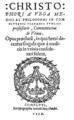 Cristóbal de Vega (1554) Commentarius de vrinis.png