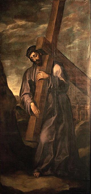 Cristo con la cruz a cuestas 20140426.jpg