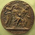 Cristoforo di geremia, marte e bellona incoronano alfonso V d'aragona, 1458 ca.JPG