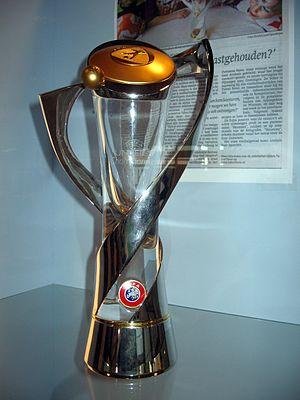 UEFA European Under-21 Championship - Image: Cup of the UEFA Under 21 Championship