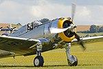Curtiss P-36C Hawk 'PA-50' (G-CIXJ) (35662529710).jpg