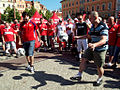 Czech fans in Wrocław - Euro 2012 (2).jpg