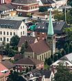 Dülmen, Christus-Kirche -- 2014 -- 2632 -- Ausschnitt.jpg