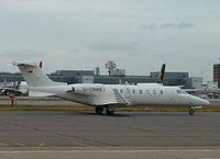D-CNMB - LJ45 - MHS Aviation