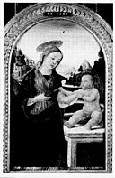 D. Ghirlandaio - Madonna met kind - NK1461 - Cultural Heritage Agency of the Netherlands Art Collection.jpg