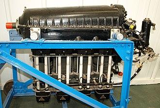 De Havilland Gipsy Major - Preserved Gipsy Major.