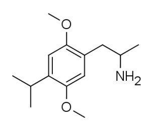 2,5-Dimethoxy-4-isopropylamphetamine