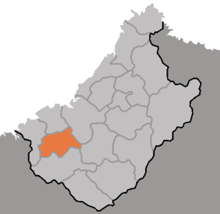 Kopung County County in Chagang Province, North Korea