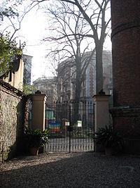 DSC02728 Milano, Palazzo di Brera - Il giardino botanico d'inverno - Foto Giovanni Dall'Orto - 20 jan 2007.jpg