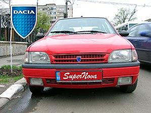 Dacia SupeRNova - Image: DSN 001