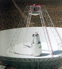DSN Antenna details