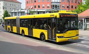 Solaris Urbino 18 - Solaris Urbino 18 Second Generation.